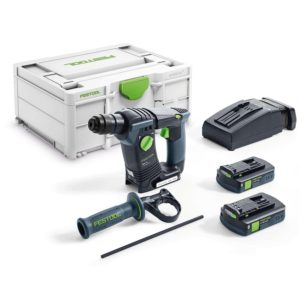 Festool Borrhammare BHC 18 C 3,1 I-Plus 576515