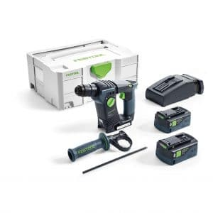 Festool Borrhammare 18 V BHC 18 Li 5.2 I-Plus 575697