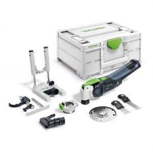 Festool Multiverktyg 18 V OSC 18 Li E-Basic Set Vecturo 576592