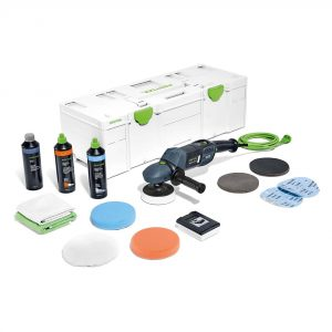 Festool Polermaskin Shinex RAP EC 150 FE-Set Wood 575550 3