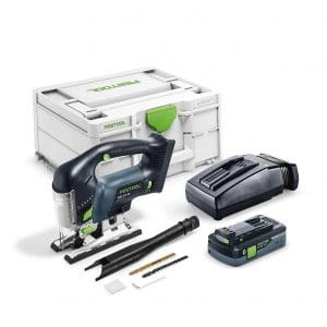 Festool Sticksåg PSBC 420 Li 5.2 EBI-Plus Carvex 576532