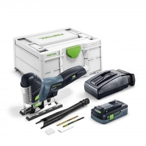 Festool Sticksåg 18 V CARVEX PSC 420 HPC 4,0 EBI-Plus 576525