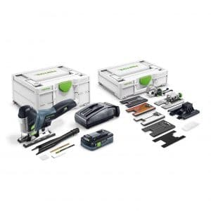 Festool Sticksåg 18 V CARVEX PSC 420 HPC 4,0 EBI-Set 576523