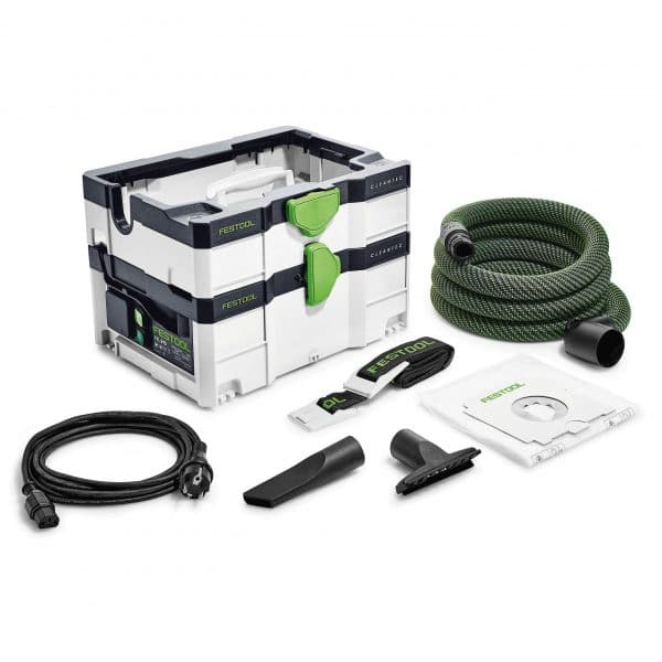 Festool Systainer-Dammsugare CTL SYS Cleantec 575279