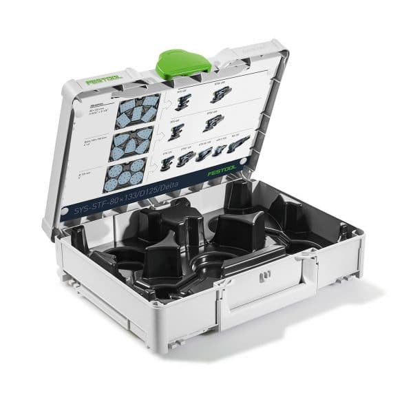 Festool Systainer³ SYS-STF 80x133/D125/Delta 576781