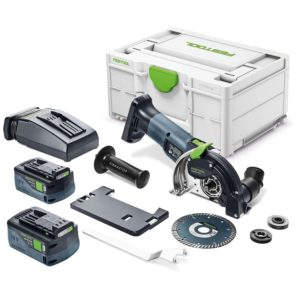 Festool Diamantkap 18 V DSC-AGC 18-125 FH Li 5.2 EBI-Plus 576830