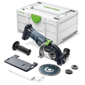 Festool Diamantkap 18 V DSC-AGC 18-125 FH Li EB-Basic 576829