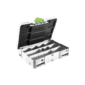 Festool SYSTAINER T-LOC SORT-SYS1TL DOMINO 203176