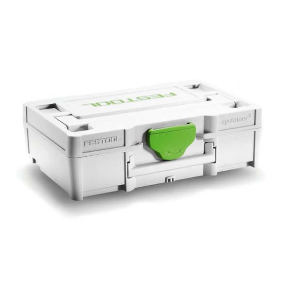 Festool Systainer³ SYS3 XXS 33 GRY 205398