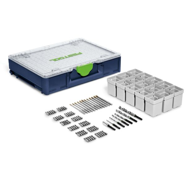 Festool Systainer³ Organizer SYS3 ORG M 89 CE-M 576931